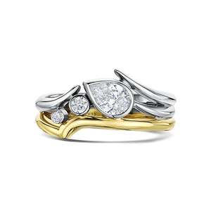 0.56ct diamond ring 4994c