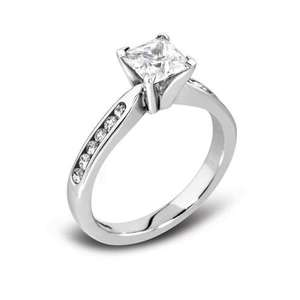 1.28ct diamond ring 4271