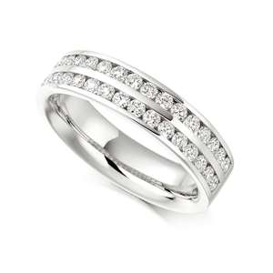 0.75ct diamond ring GX12