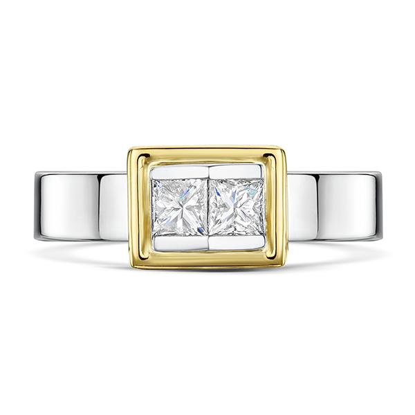 0.54ct diamond ring 5368