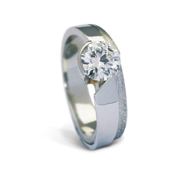 1.02ct diamond ring 3565