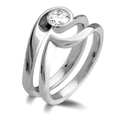 0.50ct diamond ring 4274