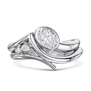 0.53ct diamond ring 5860