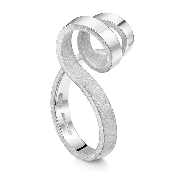 Elemental Silver ring EL21