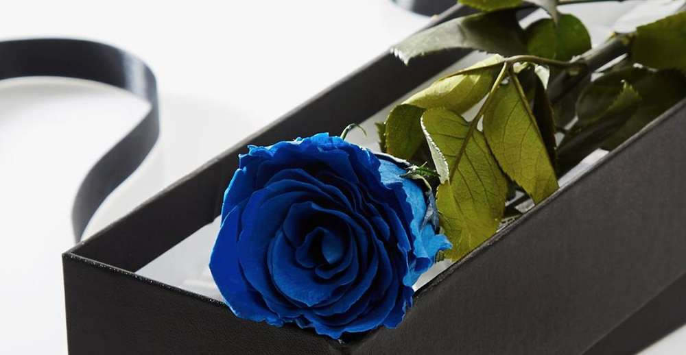 Send Everlasting Roses to your loved One