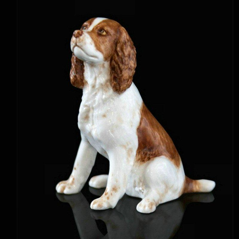 Springer Spaniel (106BC) - by Keith Sherwin