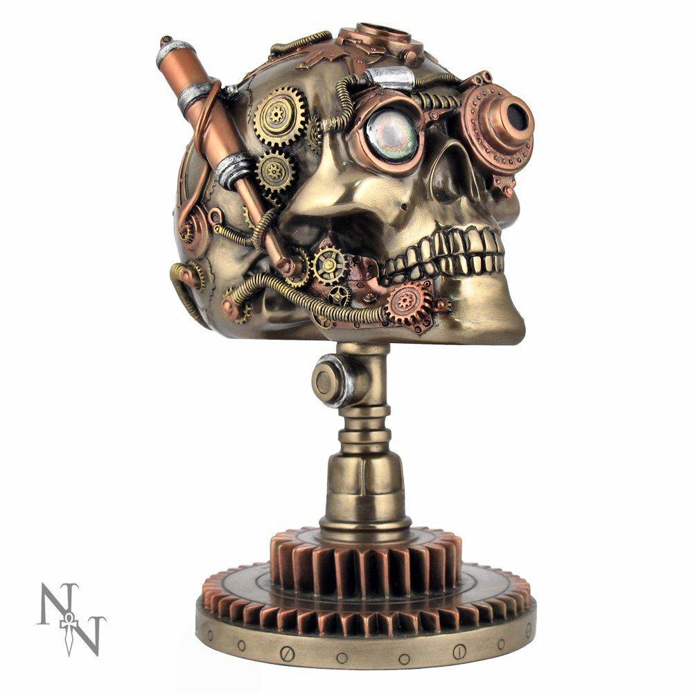 Bionic Ocular Receiver (d1172d5) - steampunk sculpture