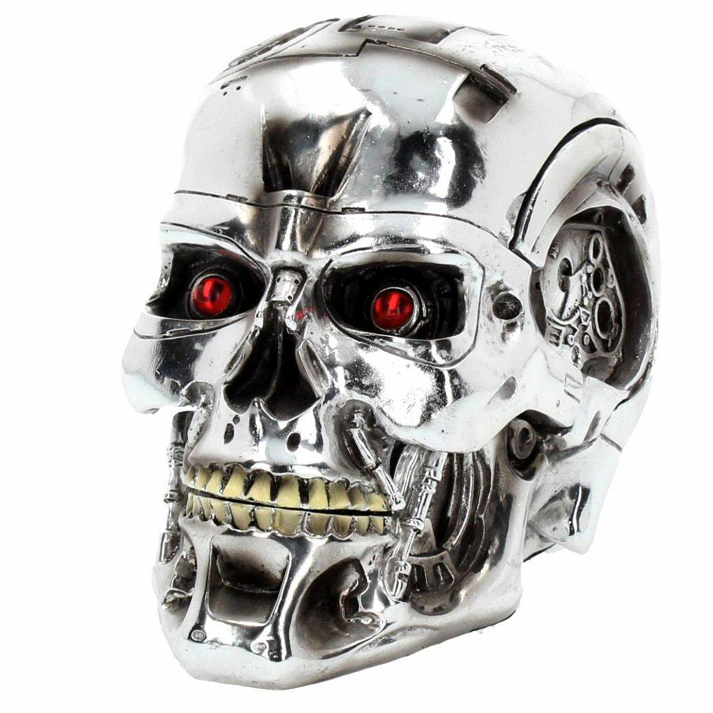 T-800 Terminator Head Box - Nemesis Now - NOW0949