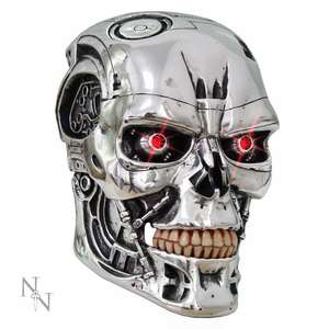 T-800 Terminator Head - Nemesis Now - NOW0948