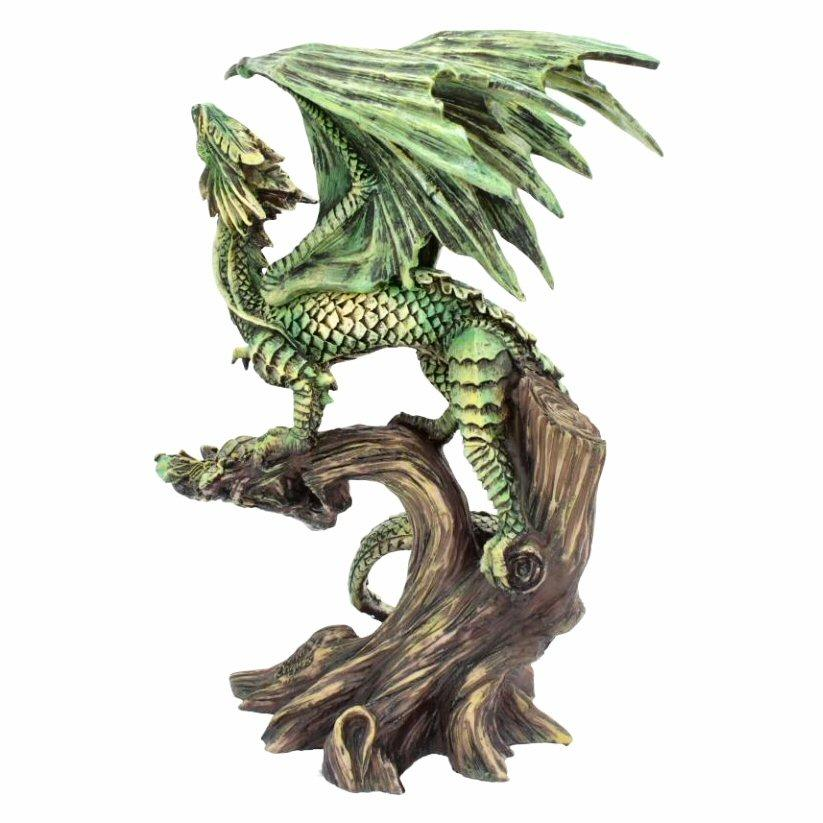 Adult Forest Dragon - Dragon Figurine - Nemesis Now D4519N9