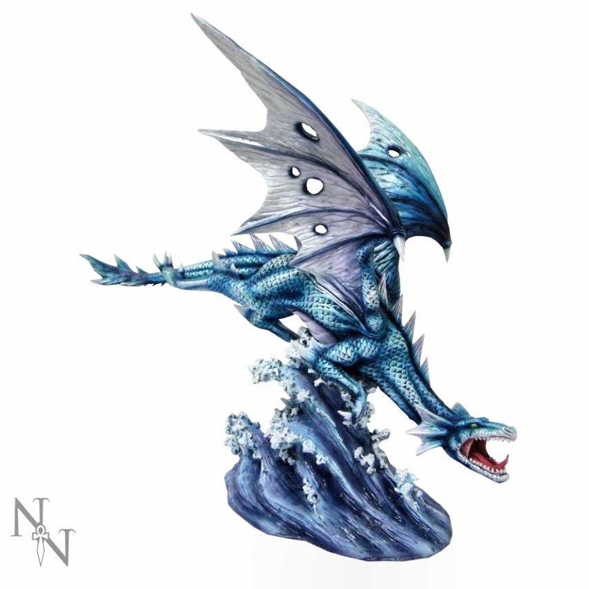 Riptide - Dragon Figurine - Nemesis Now D3075H7