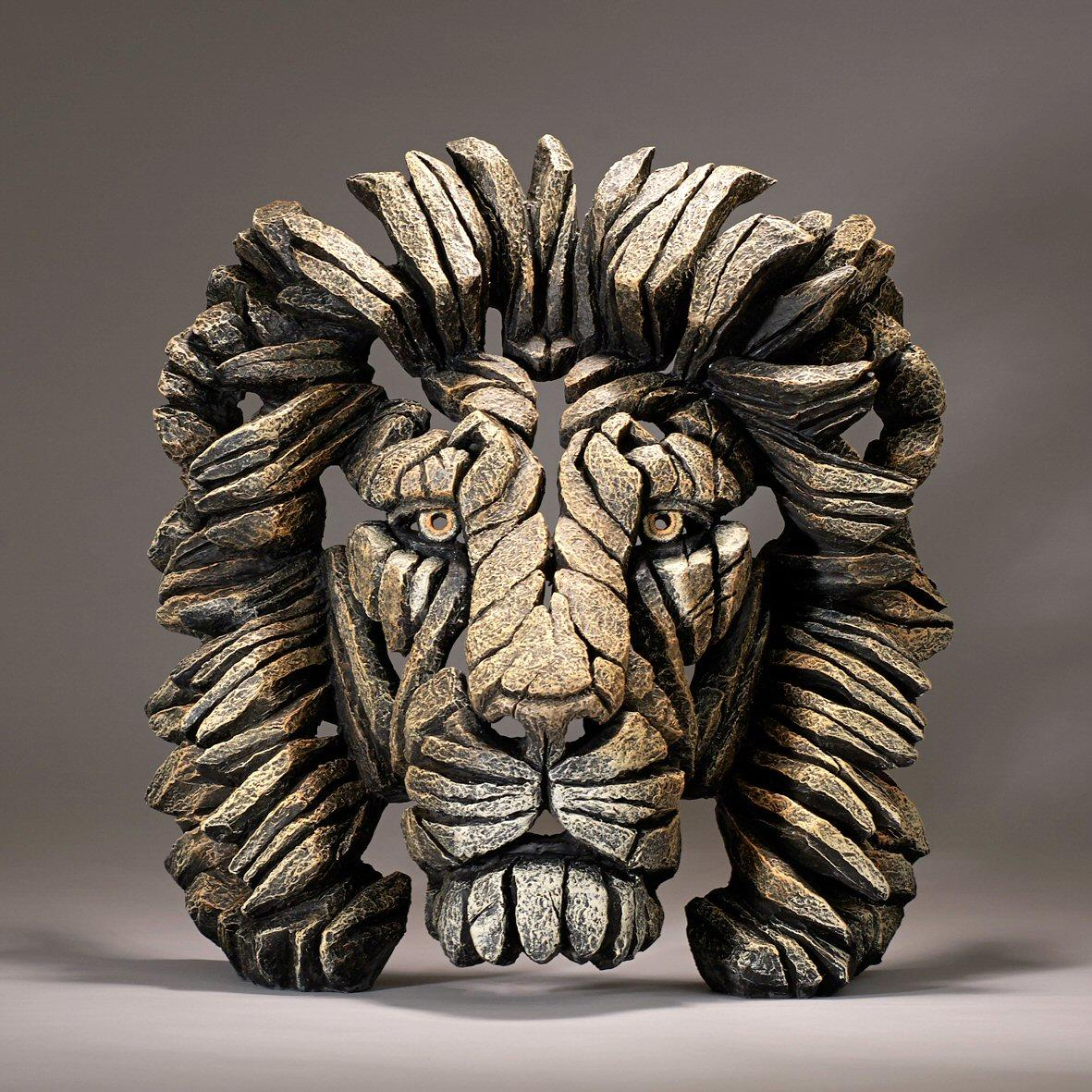 Lion Bust - Savannah EDB09K EDGE by Matt Buckley