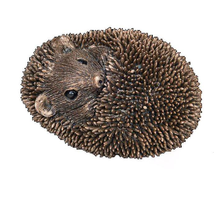 Zippo - Baby Hedgehog Asleep (TM050) by Thomas Meadows