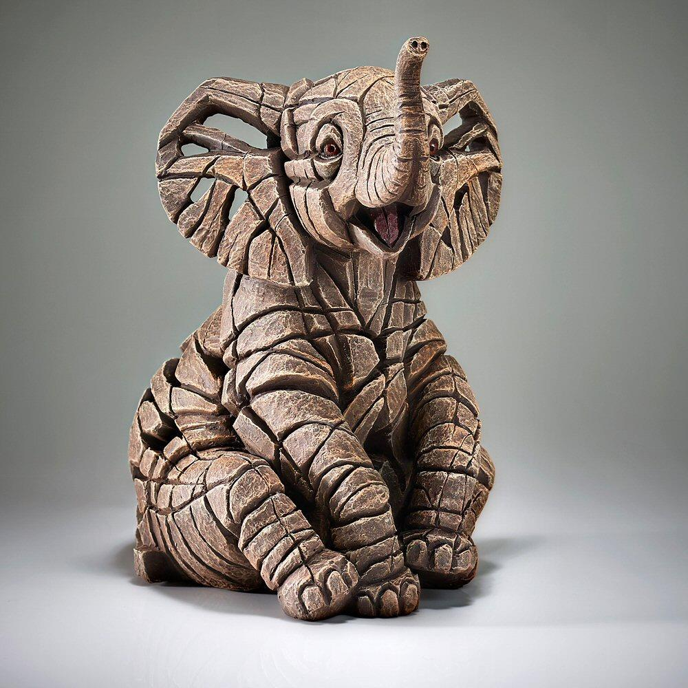 Elephant Calf - EDGE Sculpture ED35