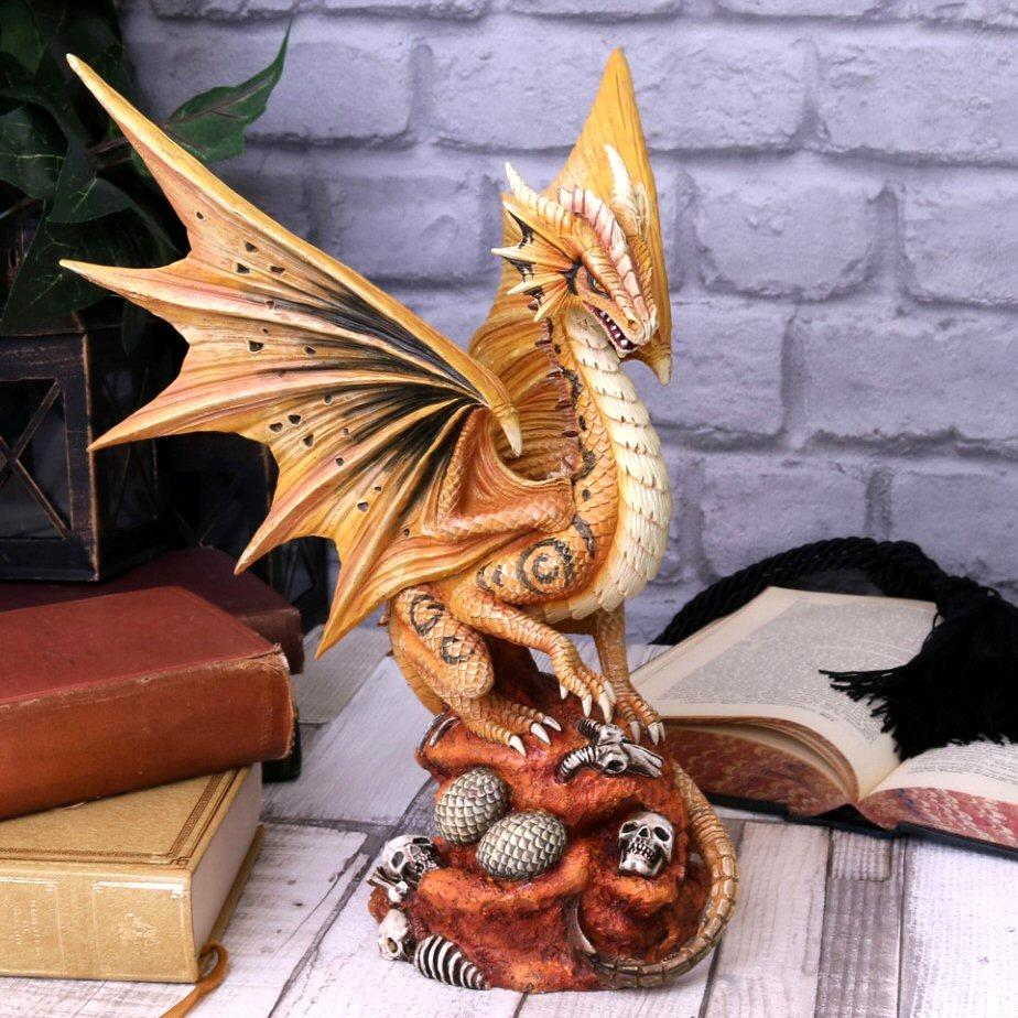 Adult Desert Dragon - Dragon Figurine - Nemesis Now D4517N9