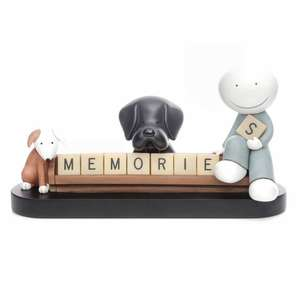 Memories - Porcelain Sculpture by Doug Hyde - DeMontfort SHYD267