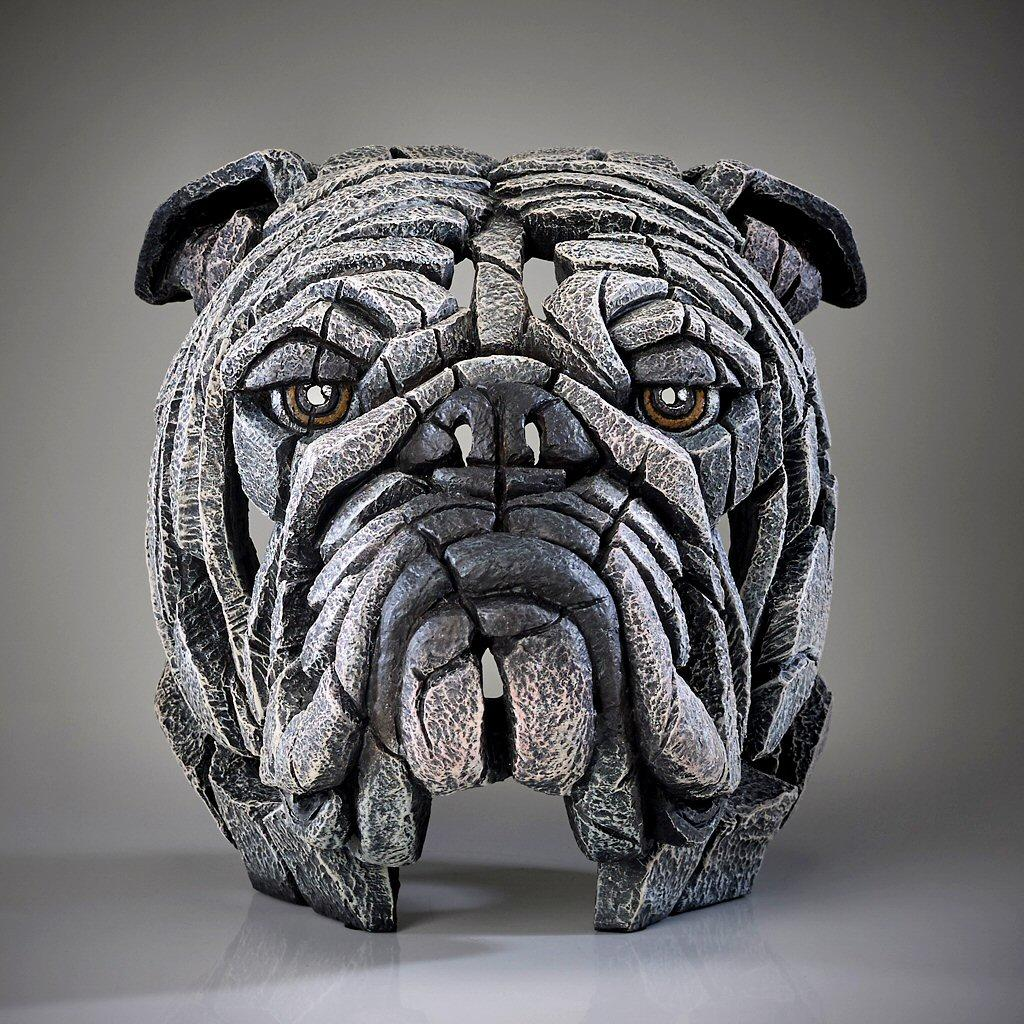 Bulldog Bust - White EDB13W EDGE by Matt Buckley