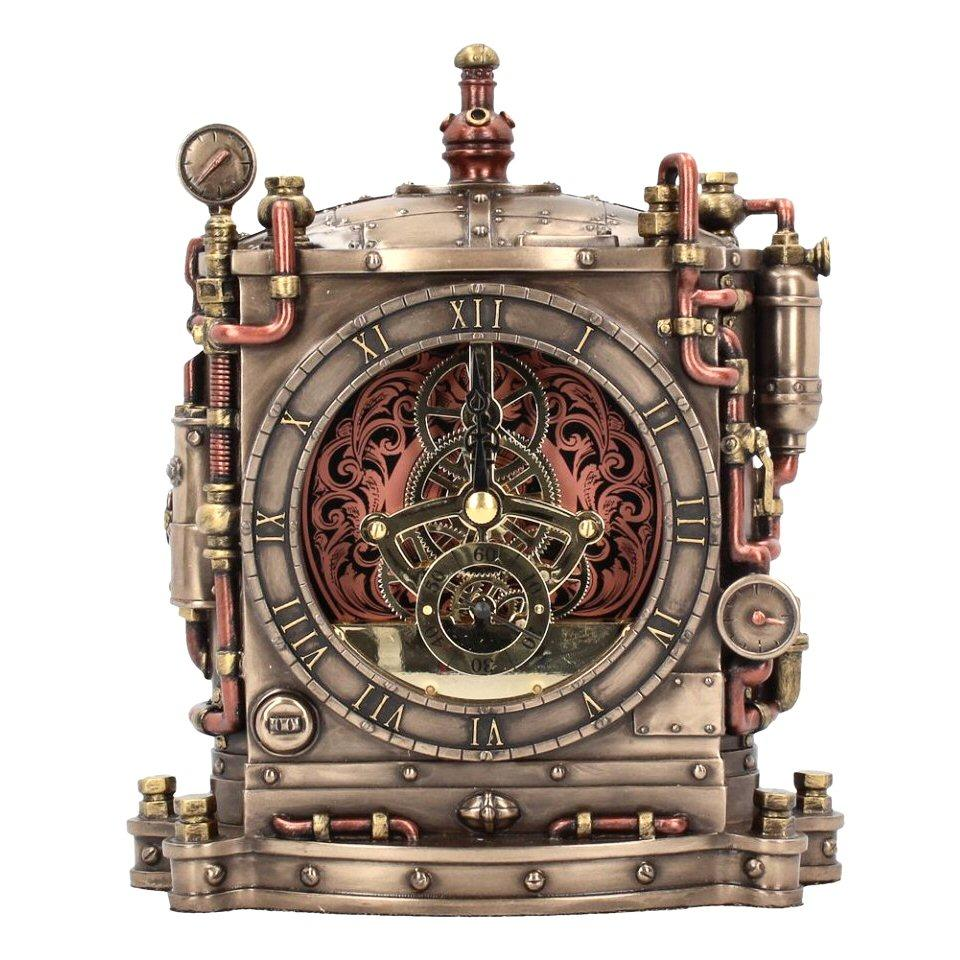 Horologist - Steampunk Clock - 1C3764K8