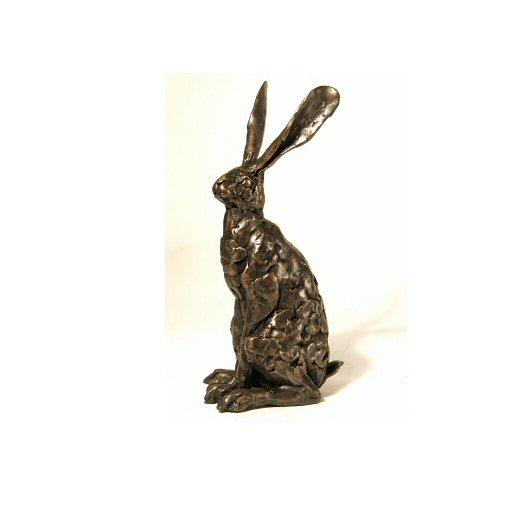 Sitting Hare - medium (PJ060) by Paul Jenkins