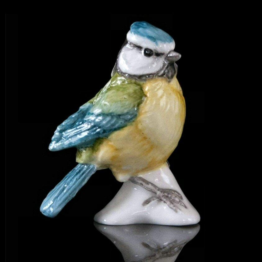 Bluetit (116BC) - by Keith Sherwin