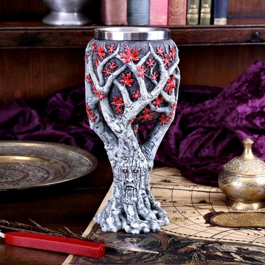 Weirwood Tree Goblet - Game of Thrones - Nemesis Now B3690K8