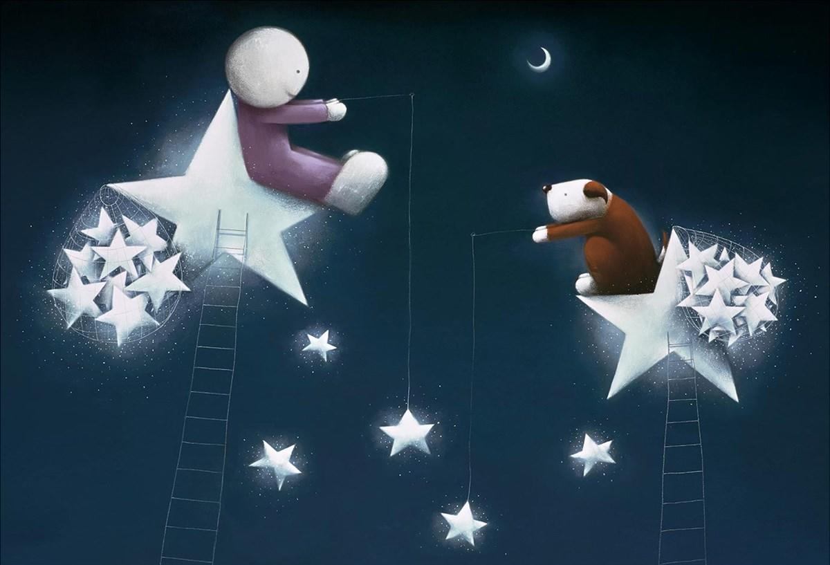 Catch a Falling Star by Doug Hyde - DeMontfort ZHYD643