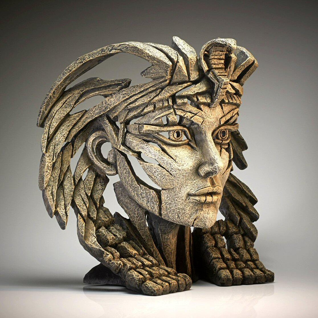 Cleopatra Bust - Desert EDB06D EDGE by Matt Buckley