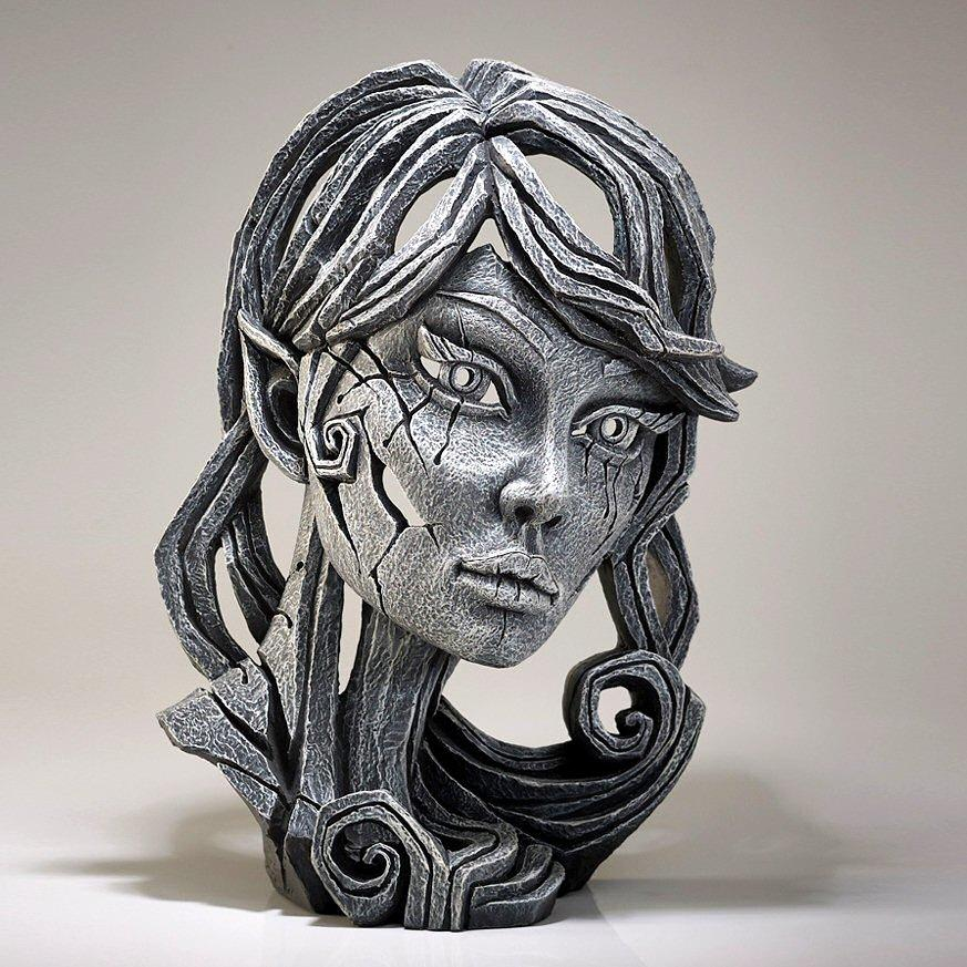 Wood Elf Bust - Mistral EDB19M EDGE by Matt Buckley