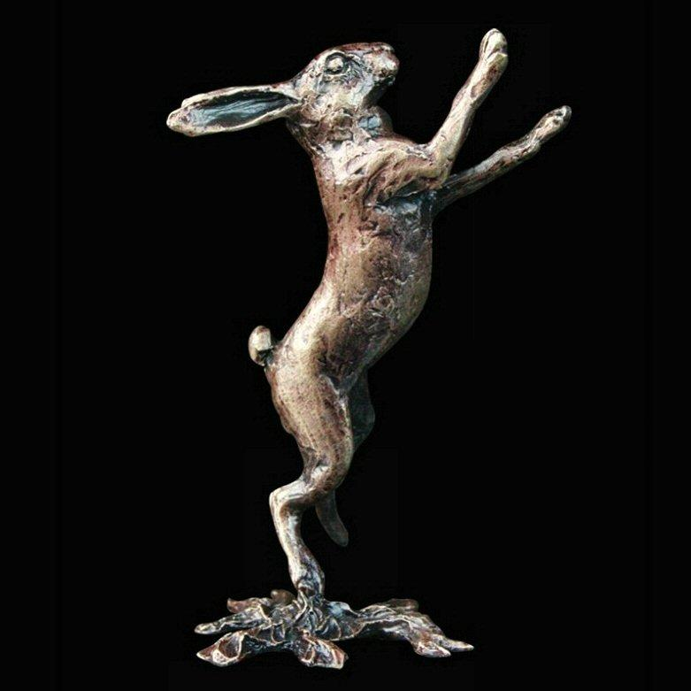 Hare Boxing  (2041) by Butler and Peach