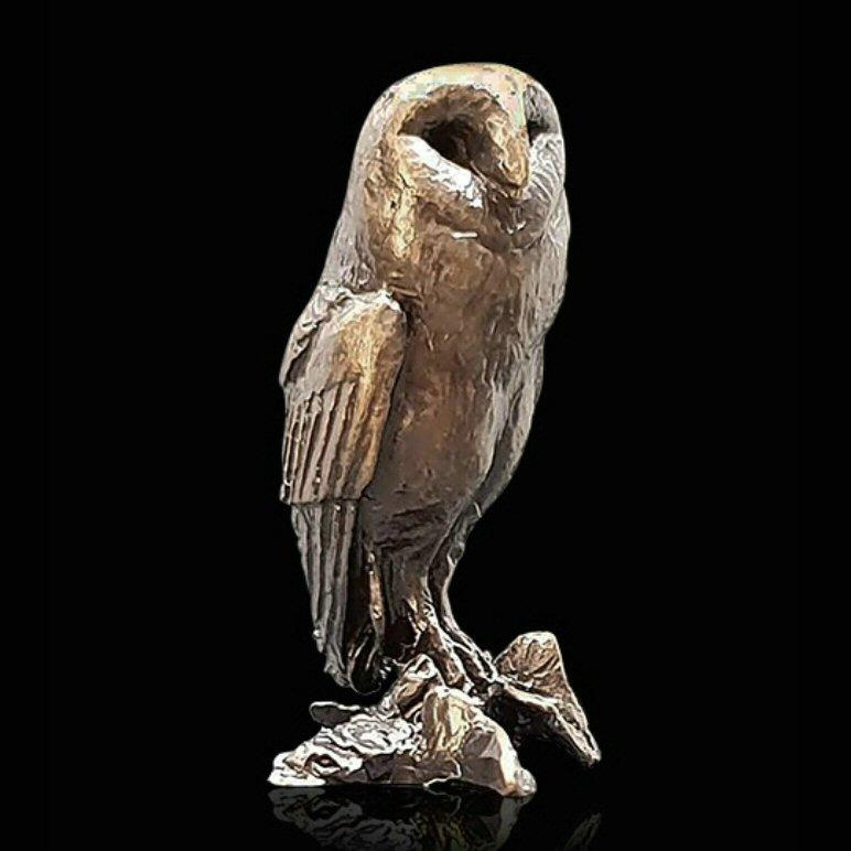 Barn Owl (2083) by Butler and Peach