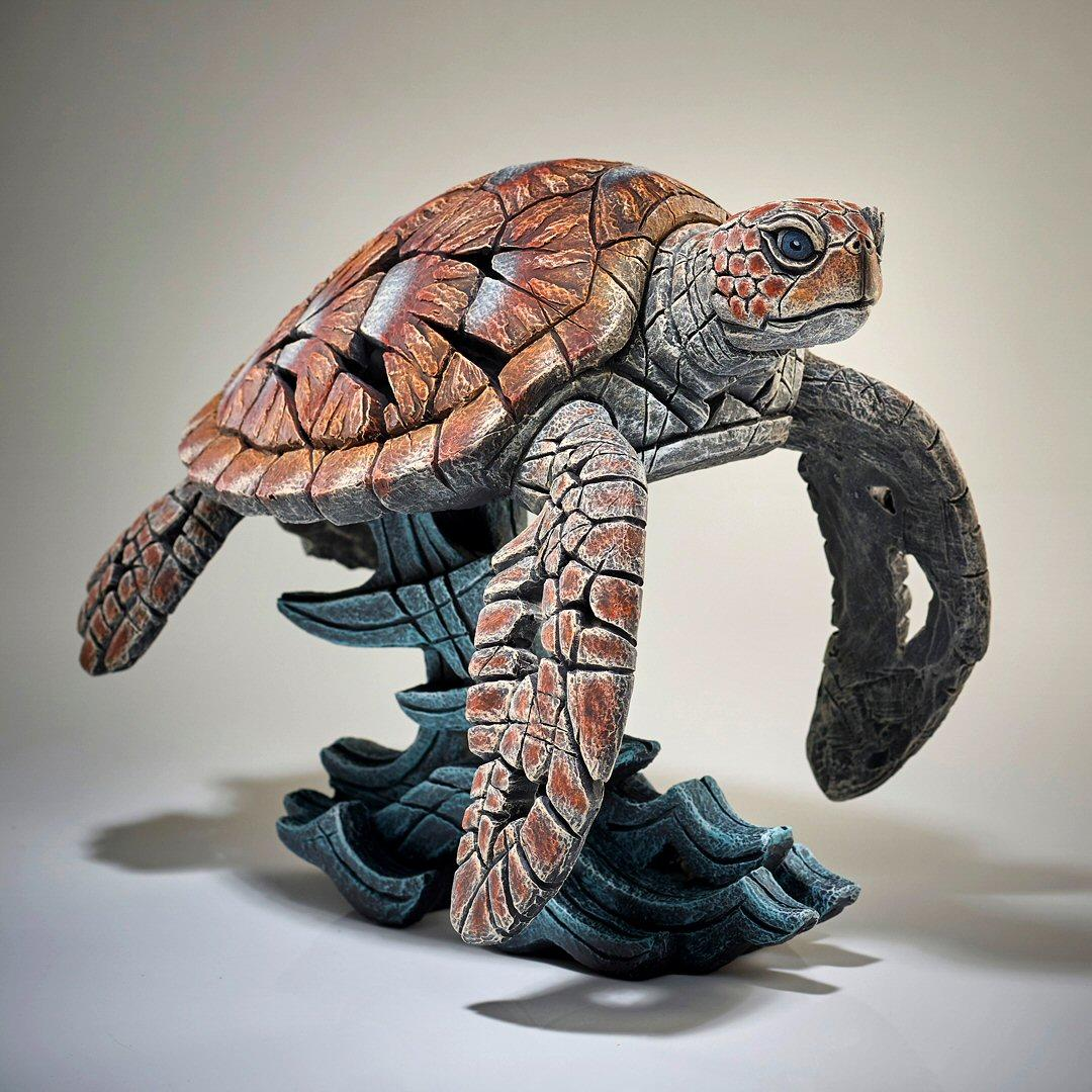Sea Turtle - EDGE Sculpture ED33