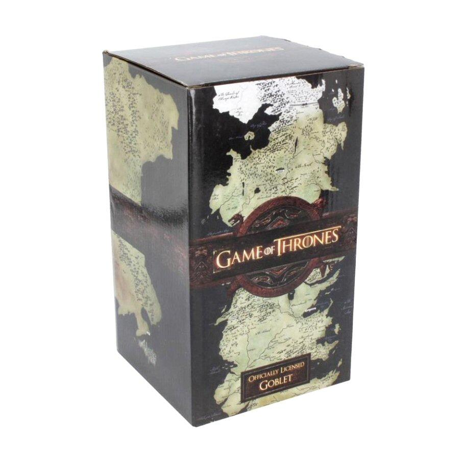 House Stark Goblet - Game of Thrones - Nemesis Now B3701J7