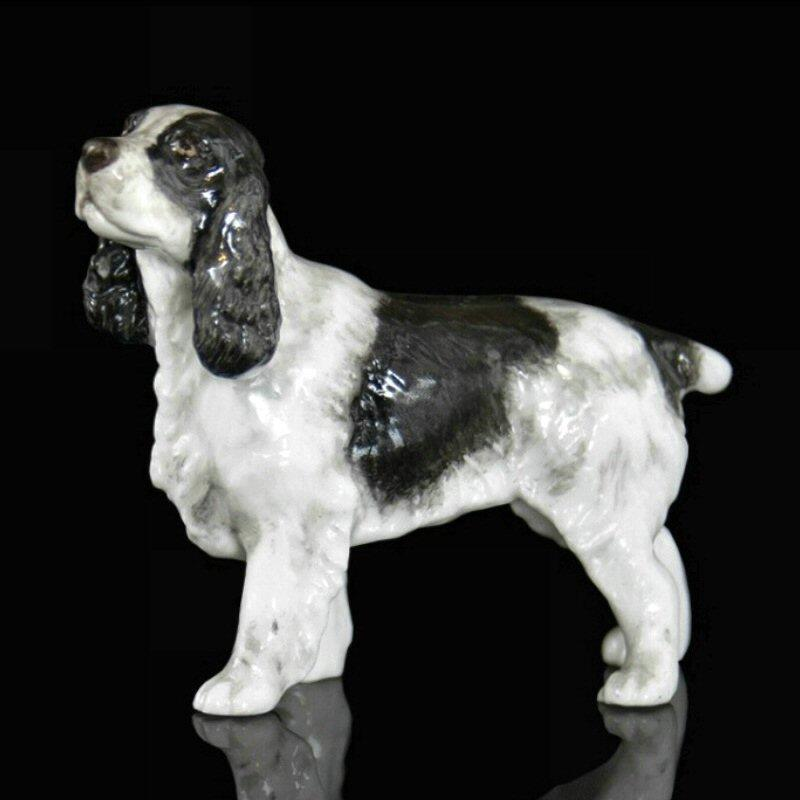 Cocker Spaniel (103BC) - by Keith Sherwin
