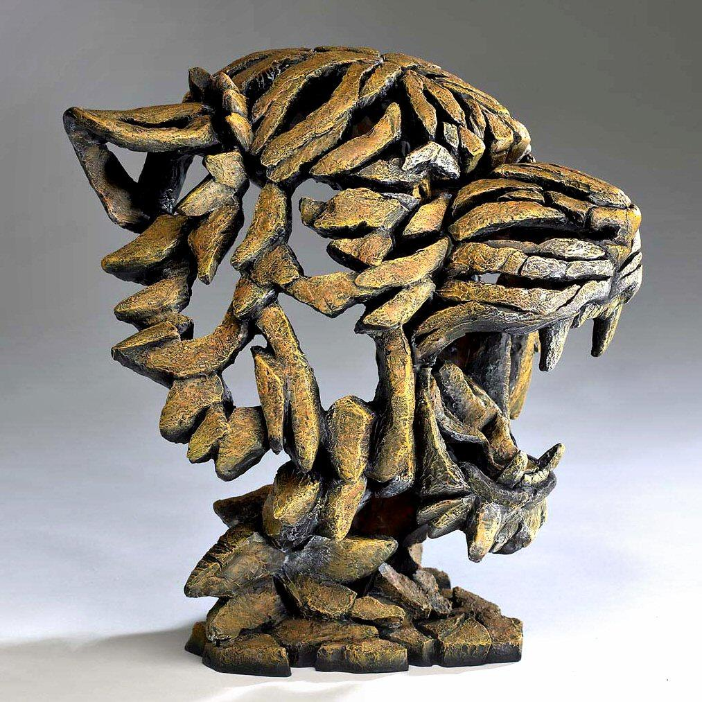 Tiger Bust - Bengal  EDB02 EDGE by Matt Buckley