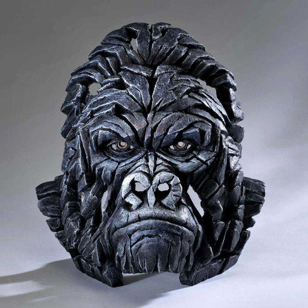 Gorilla Bust EDB05 EDGE by Matt Buckley