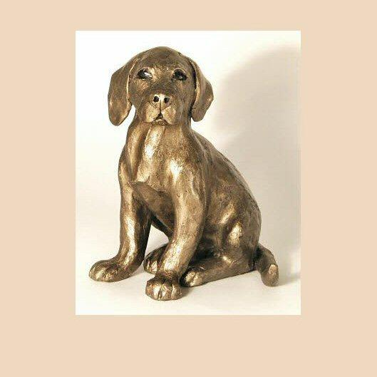Toto - Labrador Puppy (S166) by Paul Jenkins