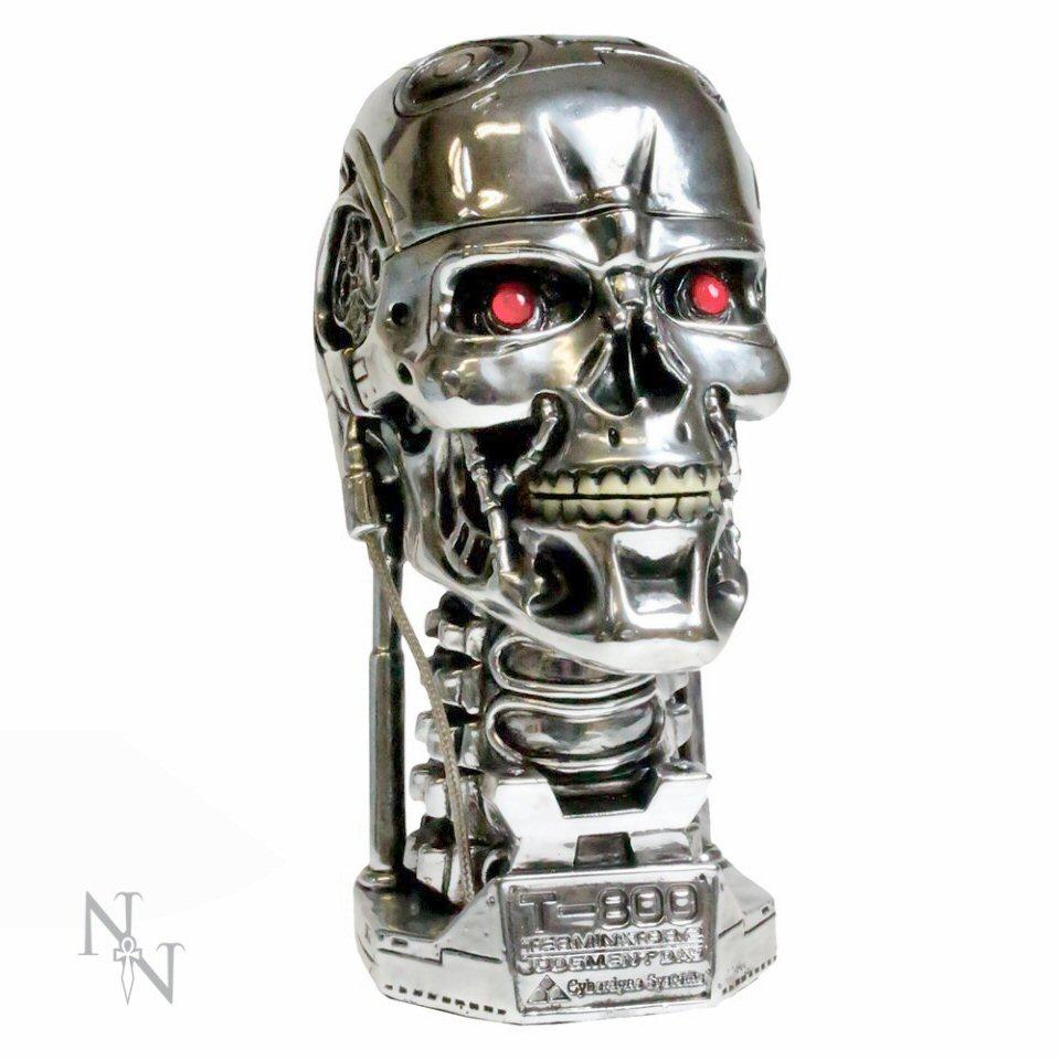 Terminator 2 Head Box - Nemesis Now - B1427D5