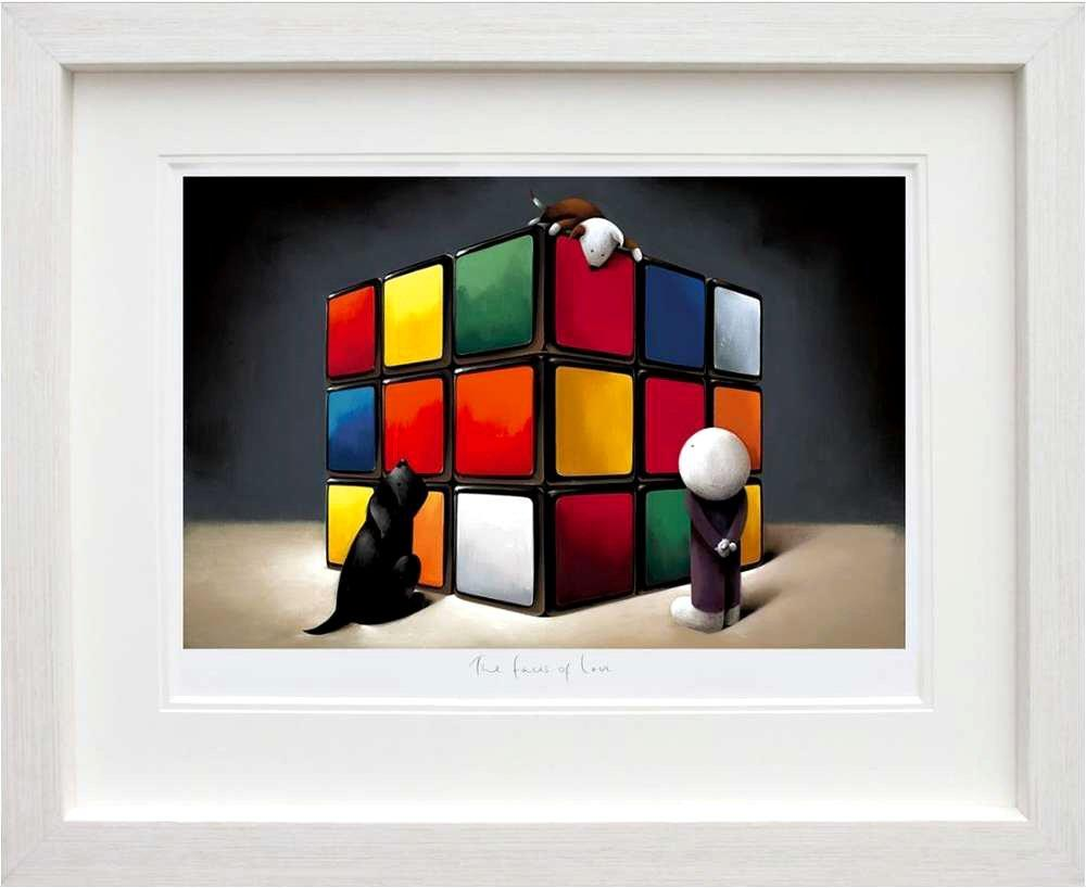 The Faces of Love by Doug Hyde - DeMontfort ZHYD647