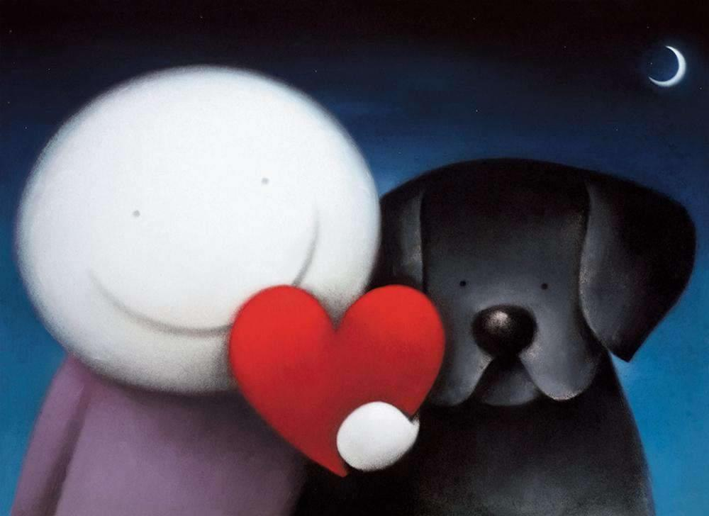 We Share Love by Doug Hyde - DeMontfort ZHYD626
