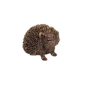 Sweat Pea the Hedgehog - Bronze Sculpture - Thomas Meadows TM073