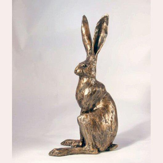 Sitting Hare - Medium (SA002) by Paul Jenkins