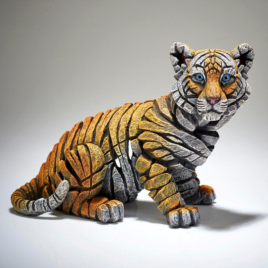 Tiger Cub - EDGE Sculpture ED29