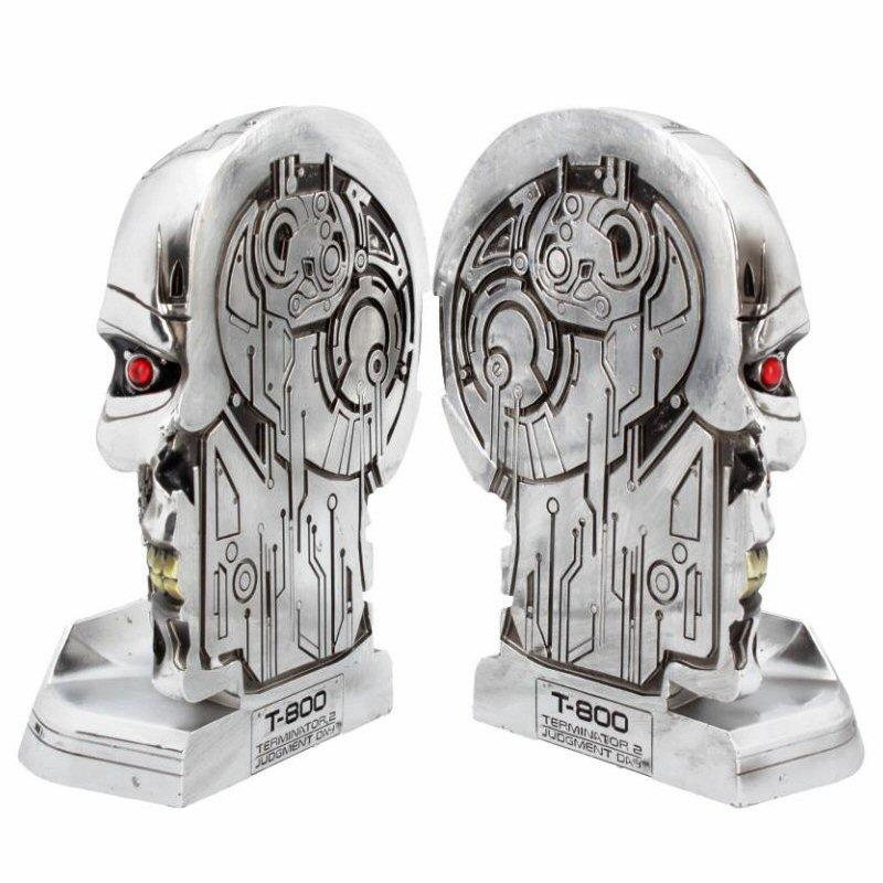 Terminator 2 Bookends - Nemesis Now - B4693N9