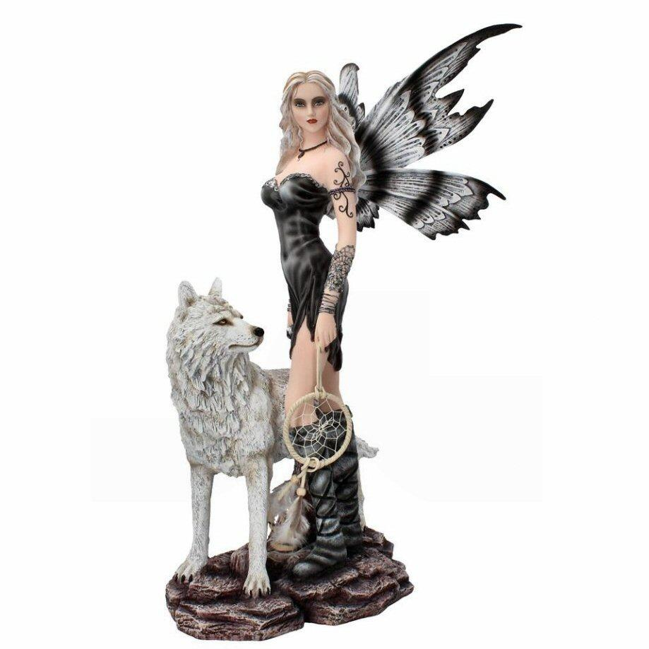 Rieka - Fairy Figurine - Nemesis Now D3725K8