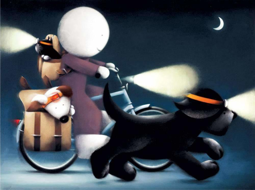 Sunday Riders by Doug Hyde - DeMontfort ZHYD571