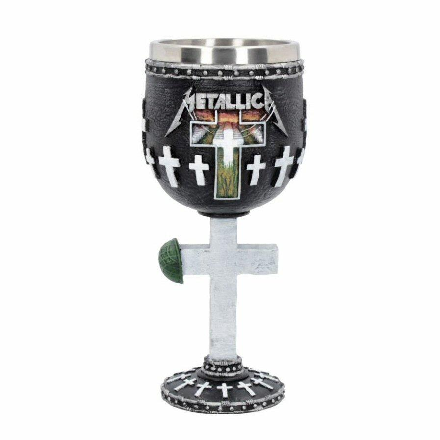 Metallica Goblet - Master of Puppets - Nemesis Now B4682N9