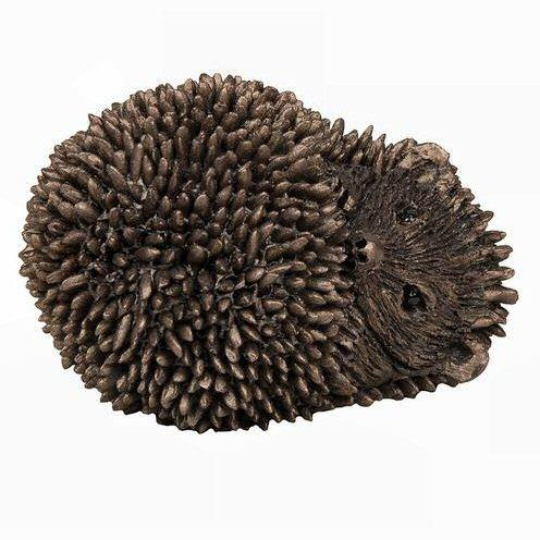 Dizzy the Hoglet - MINIMA Bronze Sculpture - Thomas Meadows TMM007