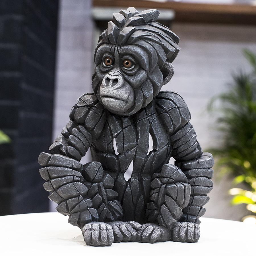 Baby Gorilla - EDGE Sculpture ED36