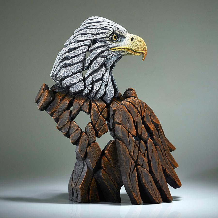 Eagle Bust - Bald - EDGE Sculpture EDB23B