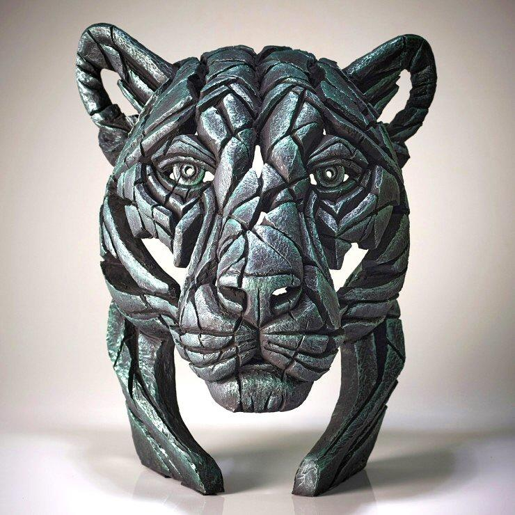 Black Panther Bust - Green Dream - Limited Edition EDGE EDB21GR